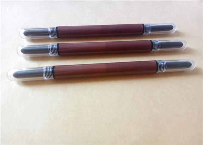 Adjustable Head Double Ended Eyeshadow Stick Packaging With Any Colors