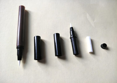 Slim Double Ended Eyeliner Pencil Packaging Any Color SGS 11mm Diameter
