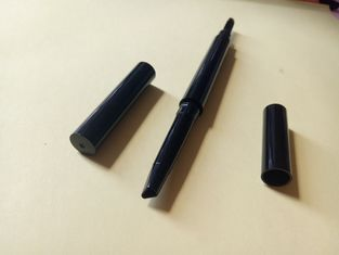 China Double End Slanted Auto Eyebrow Pencil With Brush Professional OEM ISO supplier