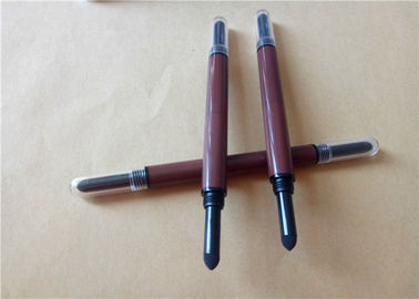 China Adjustable Head Double Ended Eyeshadow Stick Packaging With Any Colors supplier